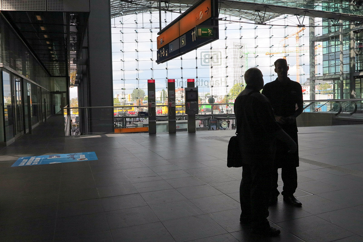 S-Bahn, U-Bahn, zug, train, central Station