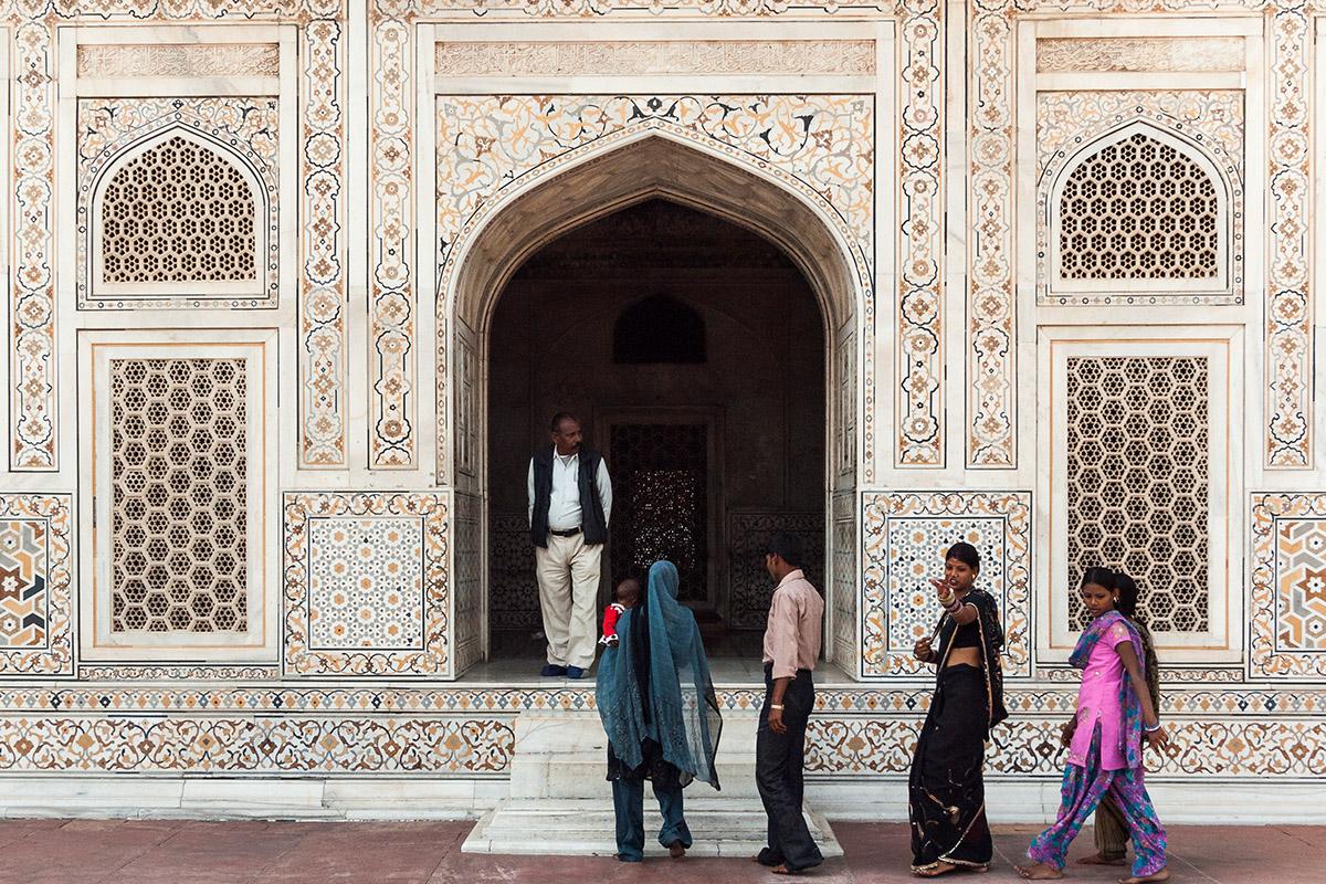 Agra, Taj Mahal, Red Fort, Yamuna, Mehtab Bagh, Fatehpur Sikri
