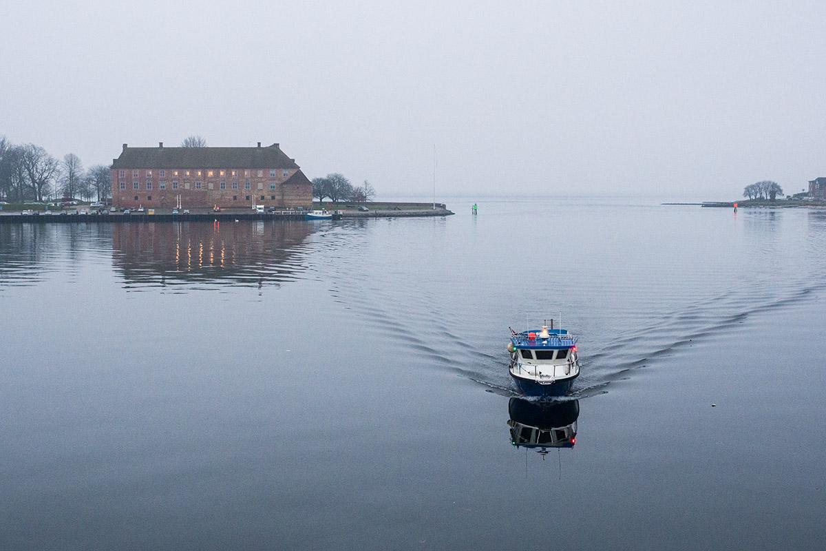 Sønderborg, slot, castle, Alssund