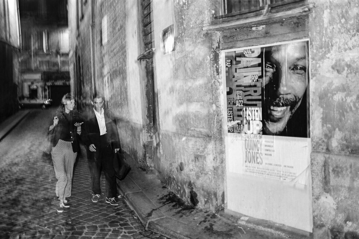 Quartier Latin, street photography