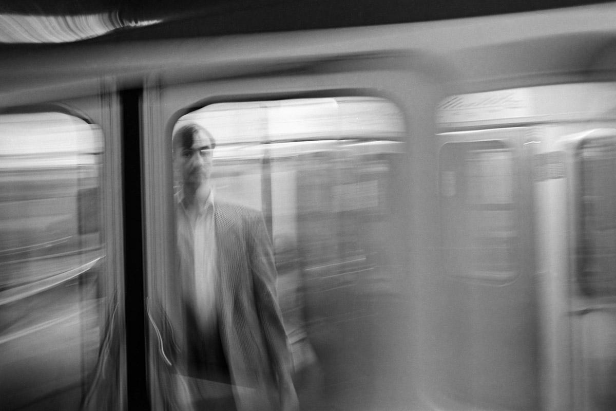 Metro, underground, train, RER, transport, Metropolitain, Ticket Mobilis, Paris Visite,  Pass Navigo Découverte, street photography