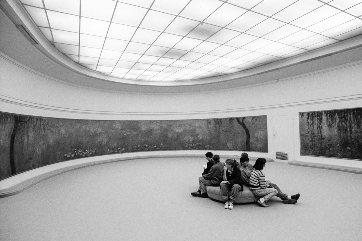 Place de la Concorde, Jardin des Tuileries, Louvre, Monet, water lily,  Picasso, art museum, street photography