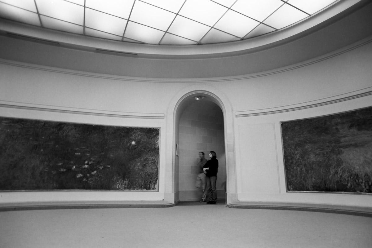 Place de la Concorde, Jardin des Tuileries, Louvre, Monet, water lily,  Picasso, art museum, Orangeriet, panorama, landskab, street photography
